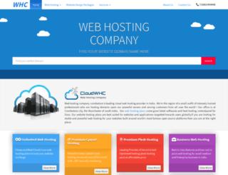 webhostingcoimbatore.com screenshot