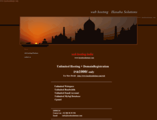 webhostinghasaba.weebly.com screenshot