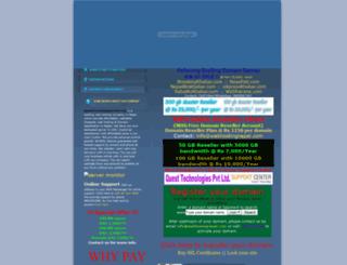 webhostingnepal.net screenshot