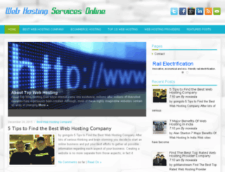 webhostingservicesonline.net screenshot