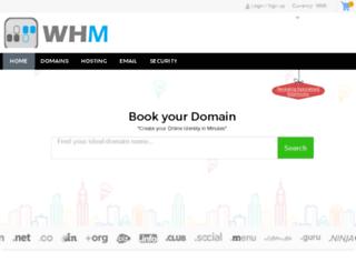 webhostmm.net screenshot