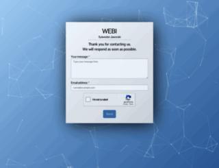 webi.com.pl screenshot