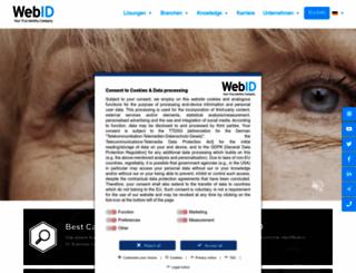 webid-solutions.de screenshot