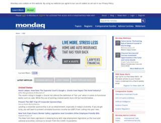 webiis05.mondaq.com screenshot