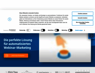 webinaris.com screenshot