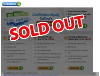 webinarrevolution.com screenshot
