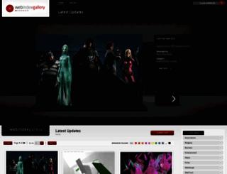 webindexgallery.com screenshot