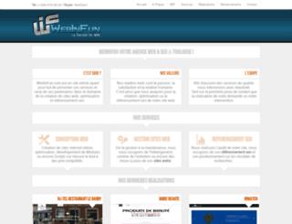 webinfun.com screenshot