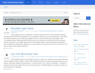 webinnews.com screenshot