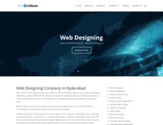 webiridium.com screenshot