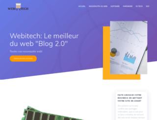webitech.net screenshot