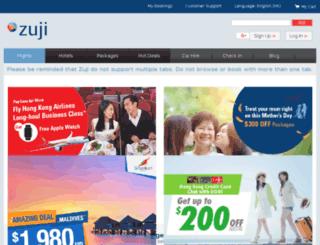webjet.com.hk screenshot