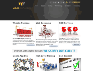 webjignasa.com screenshot