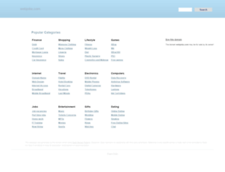 webjobz.com screenshot