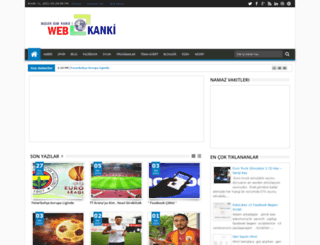 webkanki.blogspot.com.tr screenshot