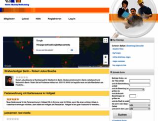 webkatalog.mcgrip.de screenshot