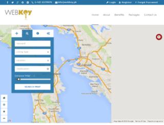 webkey.pk screenshot