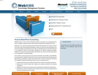 webkms.com screenshot
