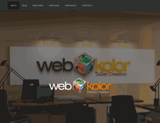 webkolor.com screenshot