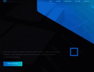 webkomplex.sk screenshot
