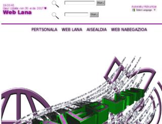 weblana.zz.mu screenshot