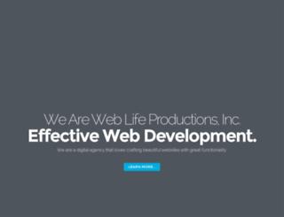 weblifepro.com screenshot