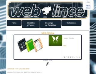 weblince.com screenshot