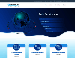 webline-services.com screenshot