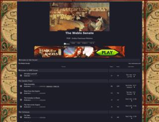 weblo.your-talk.com screenshot