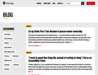 weblog.bocoup.com screenshot