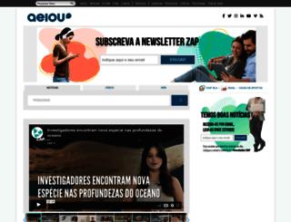 weblog.com.pt screenshot