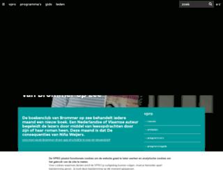 weblogs.vpro.nl screenshot