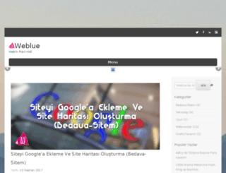 weblue.tr.gg screenshot