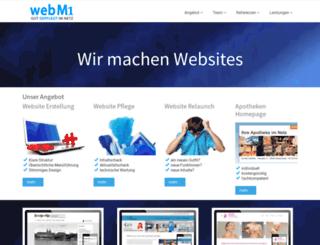 webm1.de screenshot