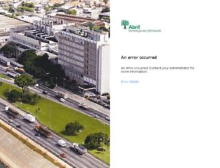 webmail.abril.com.br screenshot