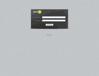 webmail.actisens.com screenshot