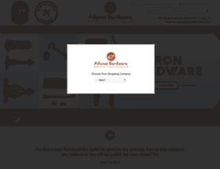 webmail.adonaihardware.com screenshot