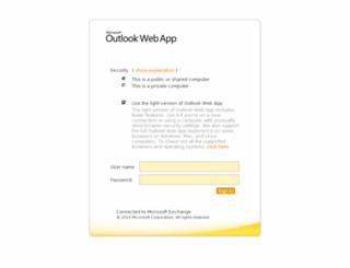 webmail.ant1.gr screenshot