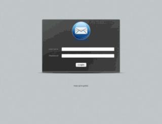 webmail.argored.net screenshot