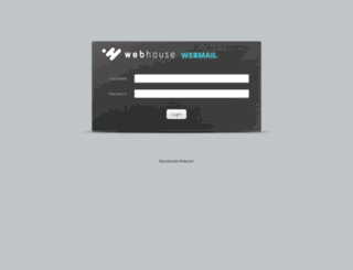 webmail.cekujbyvanie.sk screenshot