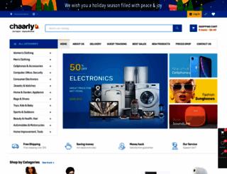 webmail.chaarly.com screenshot
