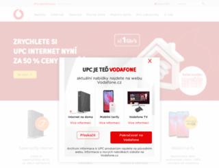 webmail.chello.cz screenshot