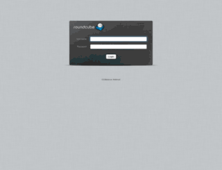 webmail.co2balance.com screenshot