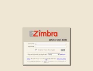 webmail.copesa.cl screenshot