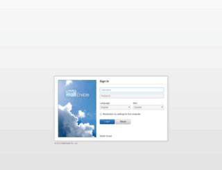 webmail.distribuidorant.com.ar screenshot