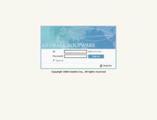 webmail.dowoo.com screenshot