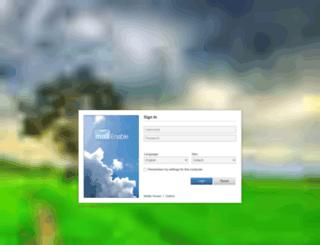 webmail.ebake4u.com screenshot