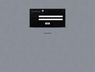 webmail.ecritel.net screenshot