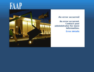 webmail.faap.net screenshot