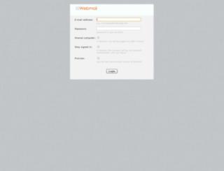 webmail.firststep.net screenshot